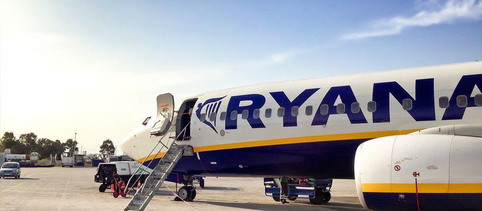 Výprodej u Ryanairu – letenky z Prahy za 258 Kč