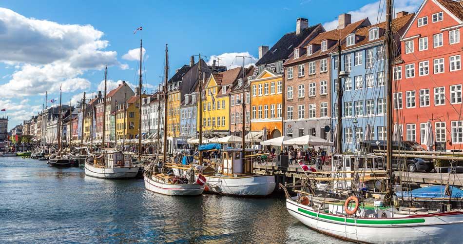 Kodaň z Prahy na prodloužený víkend