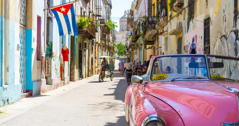 Kuba – Havana z Prahy a Vídně za 12 418 Kč