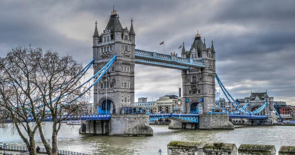 Prodloužený víkend v Londýně z Prahy