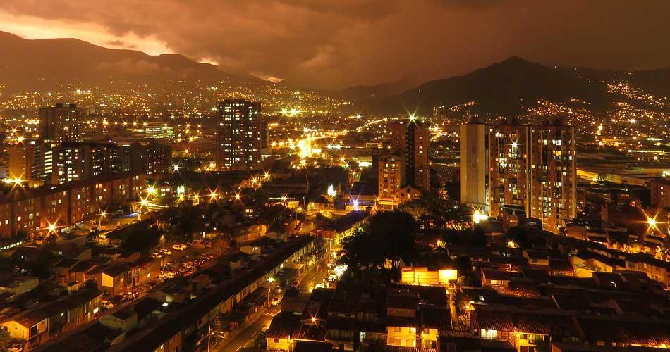 Kolumbie – Medellín z Mnichova za 10 218 Kč