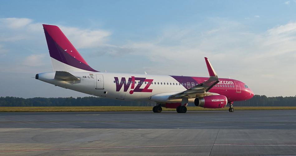 Wizzair – změna pravidel příručního zavazadla