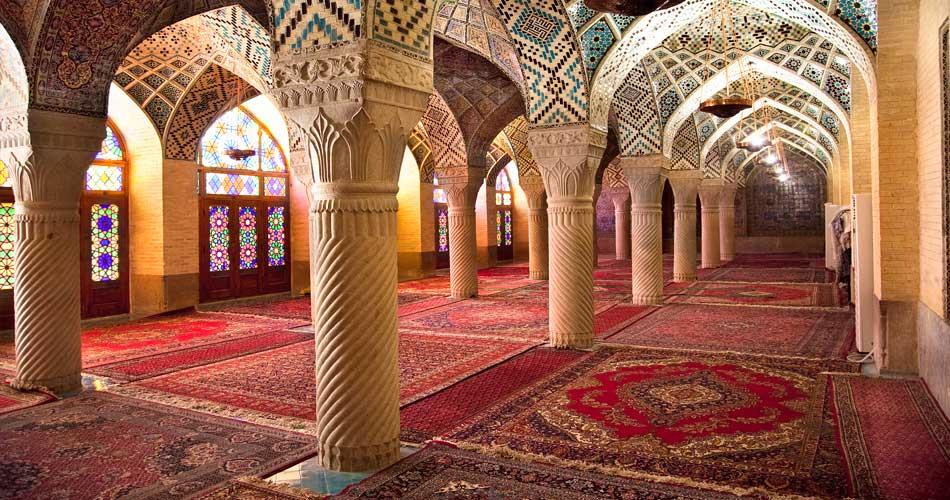 Írán - Teherán z Prahy