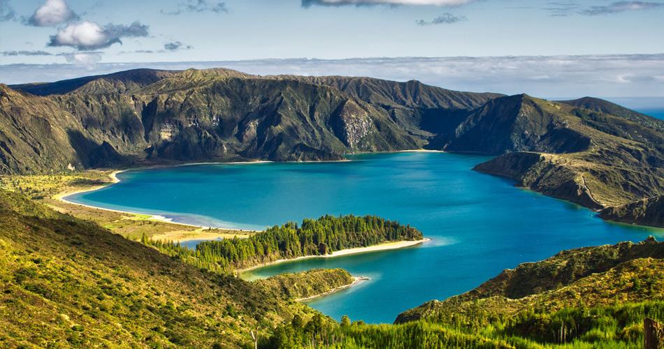 Vánoce a Silvestr na Azorech za 5 629 Kč