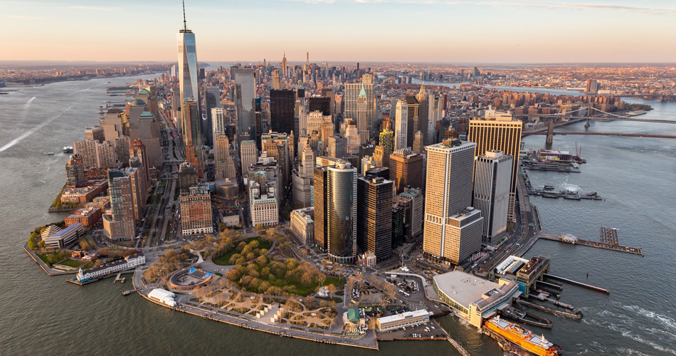 New York z Milána