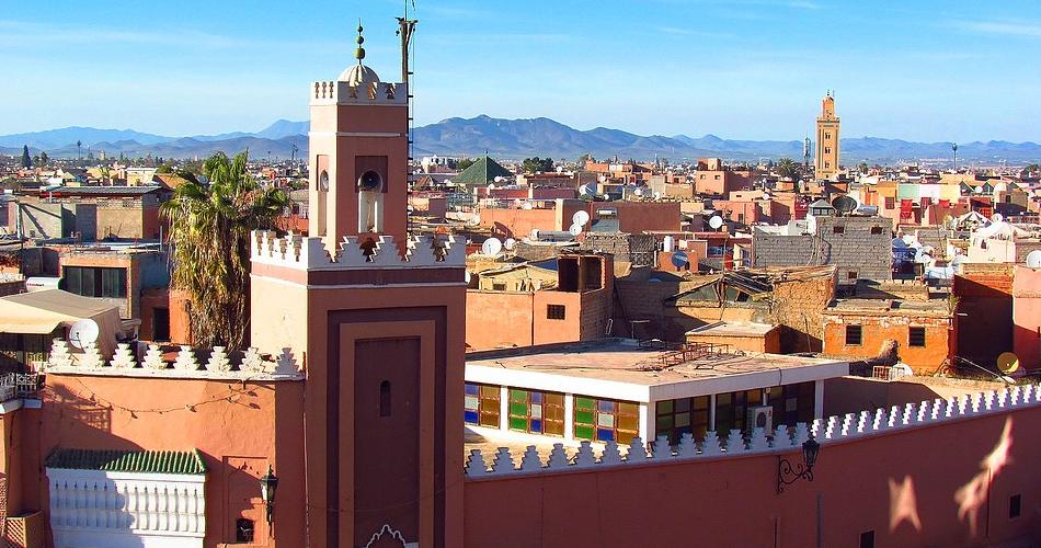 Maroko - Marrákeš z Prahy i okolí