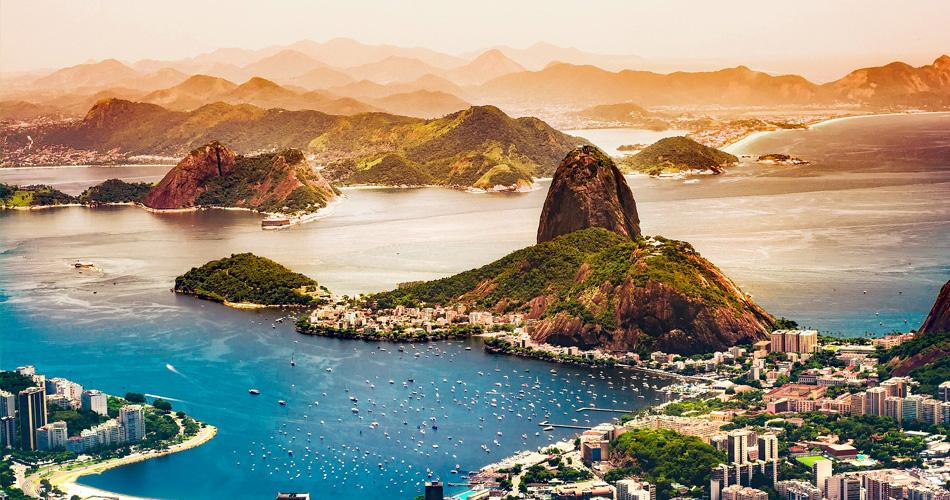 Rio de Janeiro z Říma od 8 671 Kč