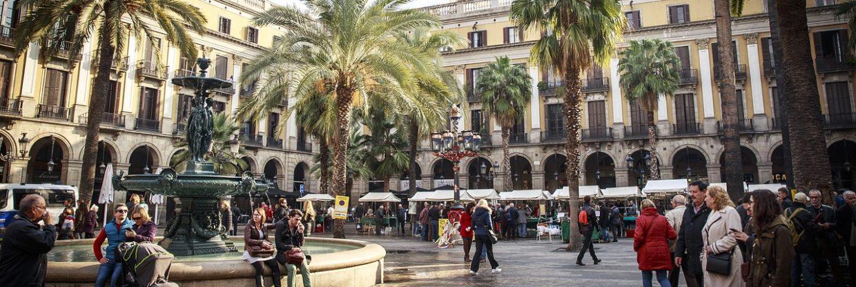 Barcelona na prodloužený víkend