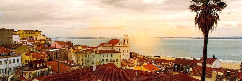 Lisabon z Vídně