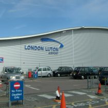Londýn - Luton (LTN)