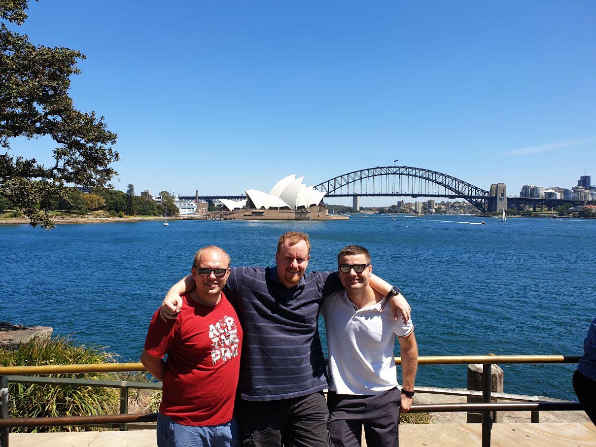 Zápisky z cest: Austrálie, I. díl
