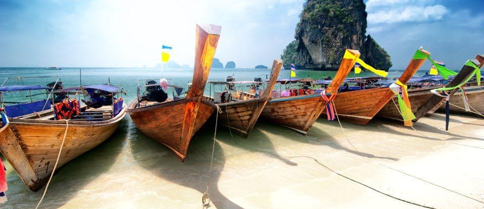 Thajsko v mimosezóně