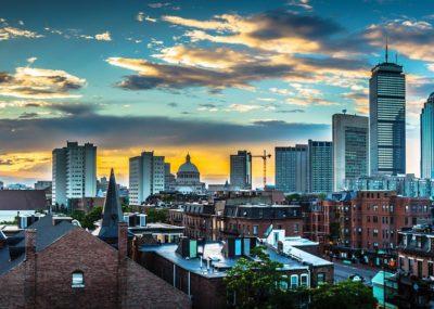 Boston z Barcelony na léto - 4455 Kč