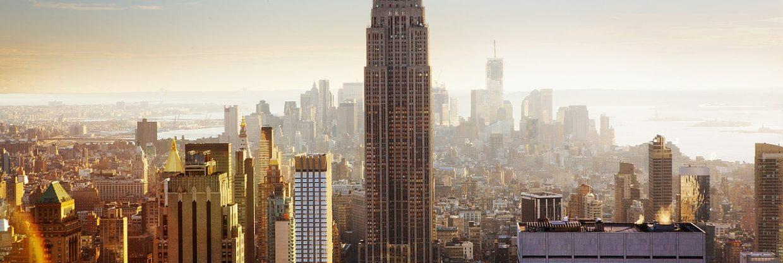 New York z Prahy za 8 573 Kč