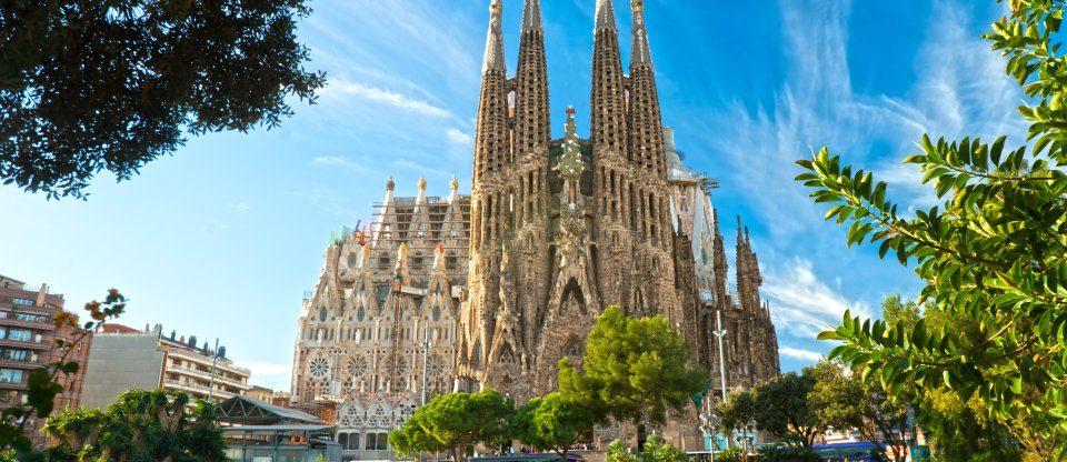 Barcelona nebo Řím z Prahy na jaře od 1 448 Kč