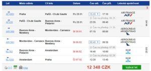 Paraguay a Uruguay z Prahy od 12 348 Kč
