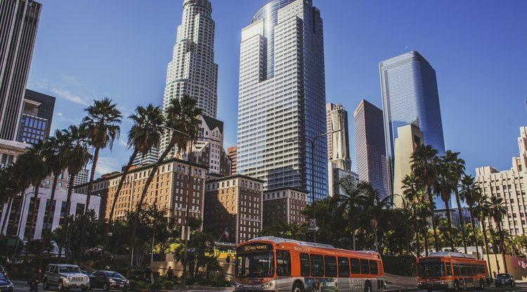 Los Angeles z Vídně za 6 998 Kč
