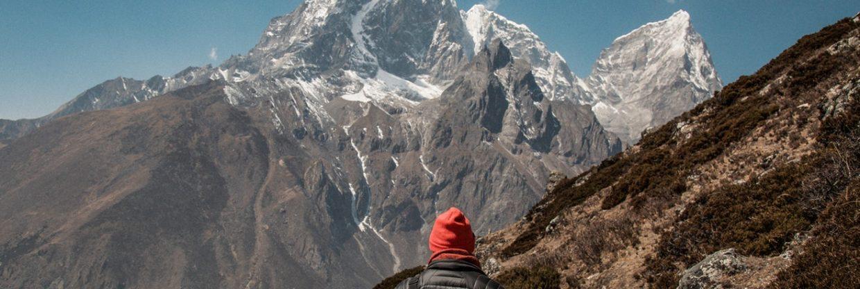 Nepál - Káthmándú z Prahy