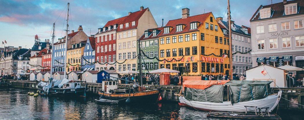 Jarní víkend v Kodani z Prahy