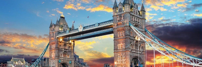 Prodloužený víkend v Londýně od 548 Kč