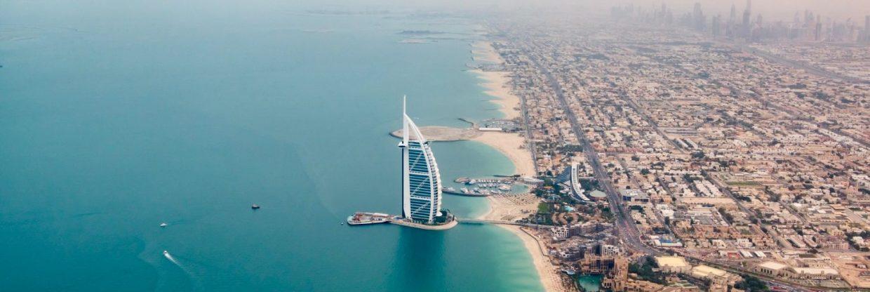 Dubaj v lednu
