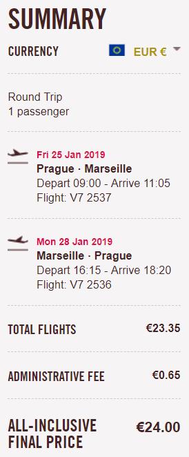 Na víkend do Francie z Prahy od 618 Kč