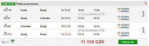 2v1: Srí Lanka se stopem v Dubaji od 11 085 Kč