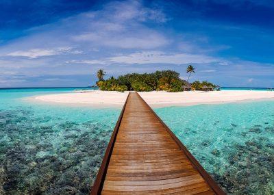 z Prahy na Maledivy