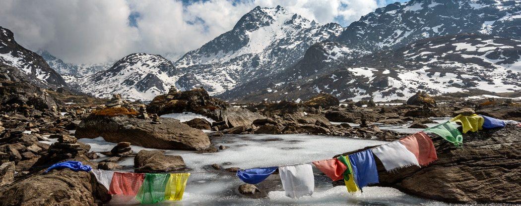 Nepál – Káthmandú z Prahy