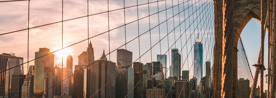 New York a San Francisco z Vídně