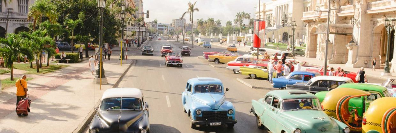Kuba – Havana – 12 817 Kč
