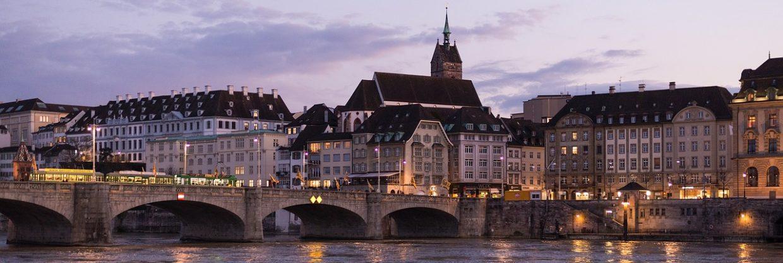 Basilej z Prahy na prodloužený víkend