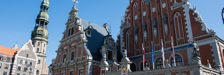 Lotyšsko - Riga z Prahy