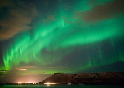 z Vídně na Island