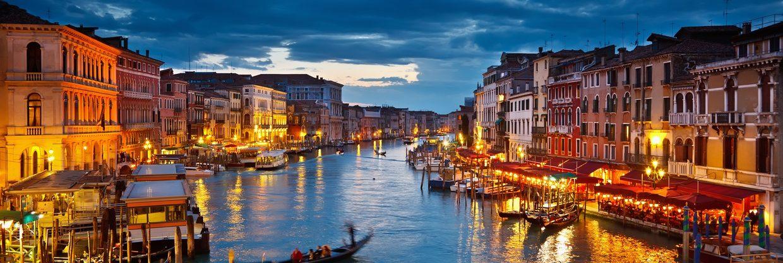 Itálie – Benátky z Prahy