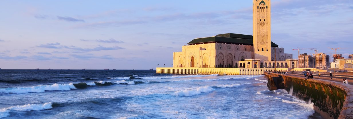 Maroko – Casablanca z Prahy za 2 870 Kč