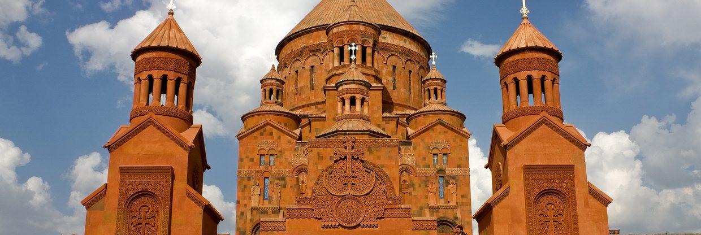 Arménie - Jerevan z Berlína
