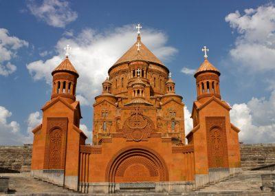 Arménie - Jerevan z Berlína za 2 111 Kč
