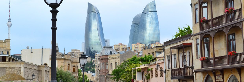 Ázerbájdžán z Budapešti od 1 530 Kč
