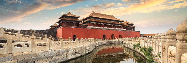 Čína – Peking a Šanghaj