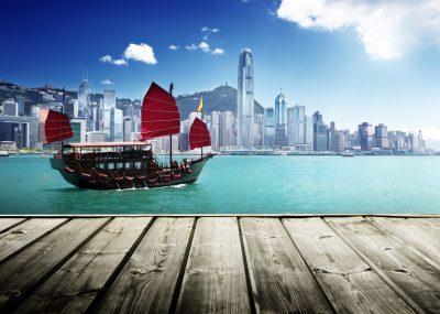 Hong Kong z Vídně a Mnichova od 9 611 Kč
