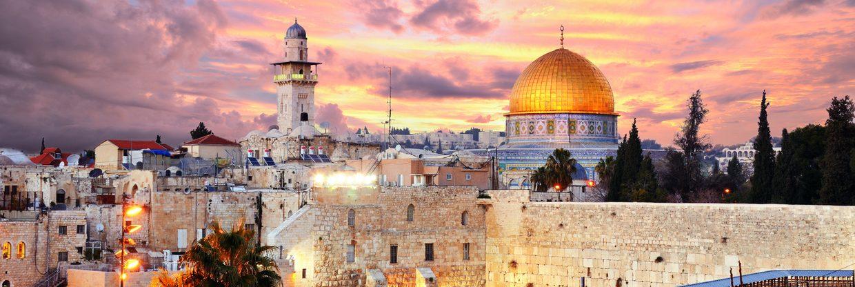 Izrael - Tel Aviv z Vídně