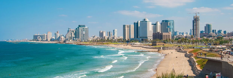 Tel Aviv z Vídně od 899 Kč