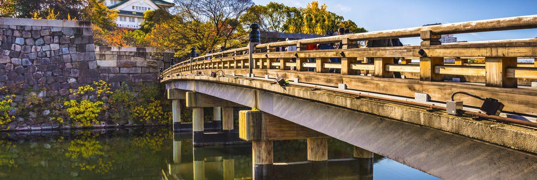 Japonsko – Ósaka a Kjóto
