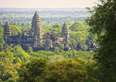 Kambodža - Phnom Penh z Mnichova za 10 995 Kč