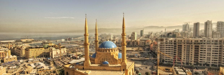 Libanon - Bejrút z Vídně