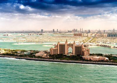 Podzimní Dubaj s Qatar Airways