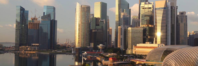 Singapur z Vídně