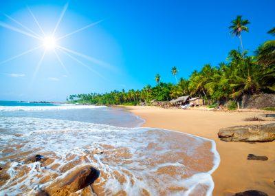 na Srí Lanku