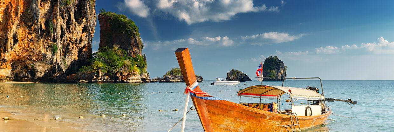Přímé lety do Thajska – z Vídně za 12 845 Kč